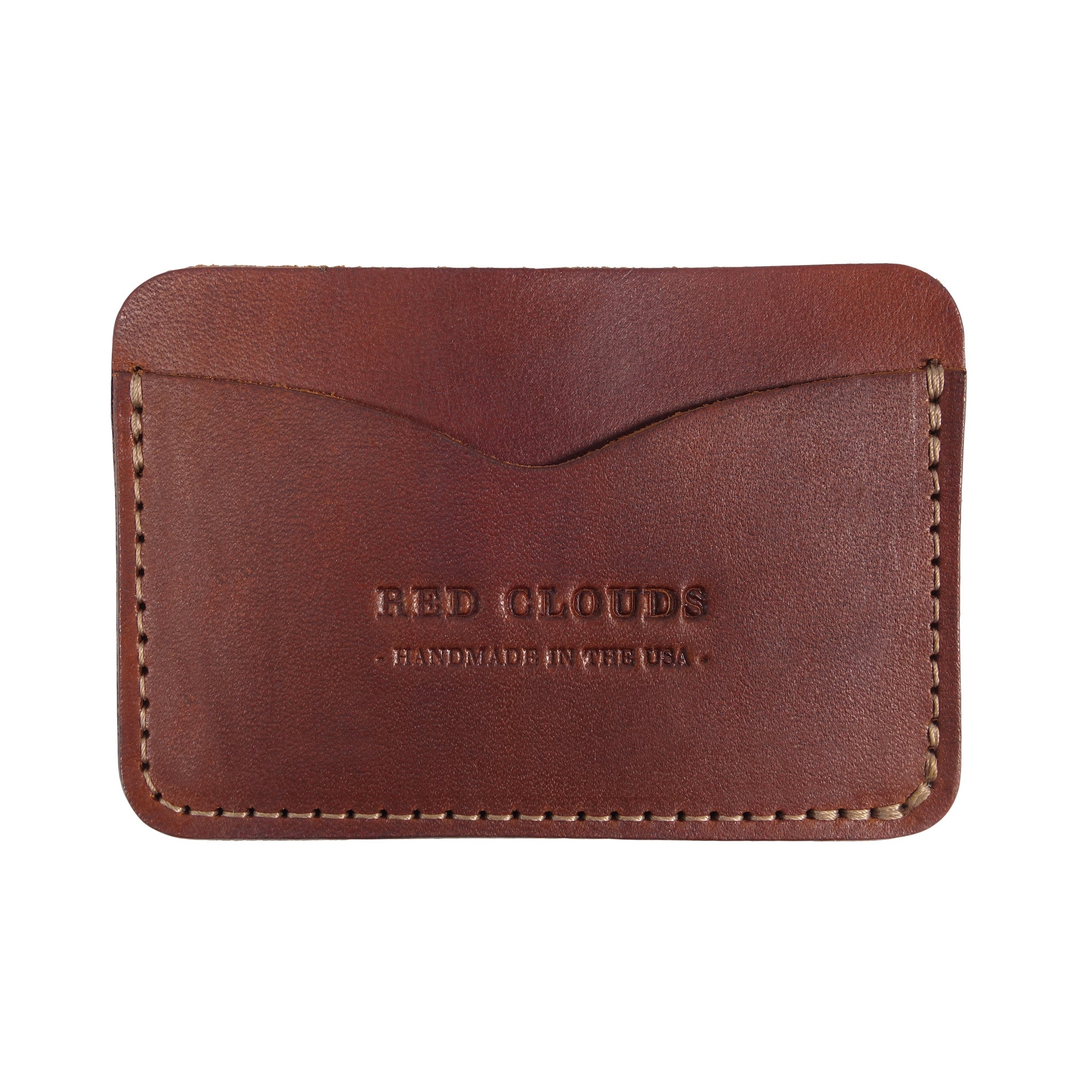 Frontside wallet. Card wallet. slim card case. leather card wallet. For those who like to keep their wallets in their front pockets. Slim enough to comfortably carry and large enough to fit your essential cards and some cash.  3/4oz Herman Oak Vegetable-Tanned Leather 2 Card-Slots, 1 center card slot