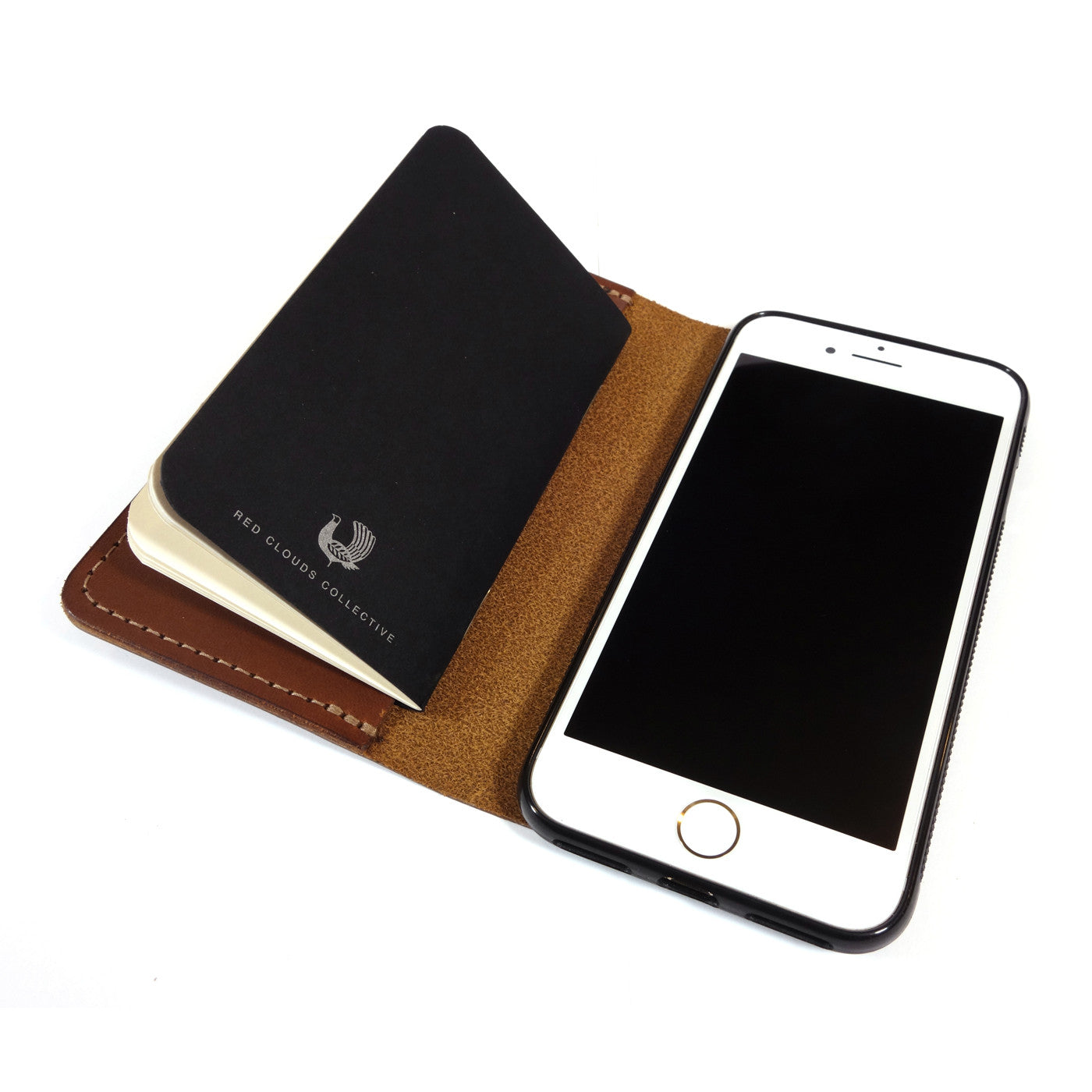 iPhone 7 leather case, made in the usa, iphone 7, iphone wallet, leather iphone 7 case