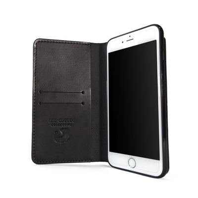 iphone 6 plus wallet, leather iphone 6 plus case, iphone 6 plus leather wallet, quality iphone 6 plus case, the good book, thegoodbook, A leather wallet, an iPhone case, and sketchbook all in one. theGOODbook™  is designed to consolidate the many items we carry in our pockets everyday.
