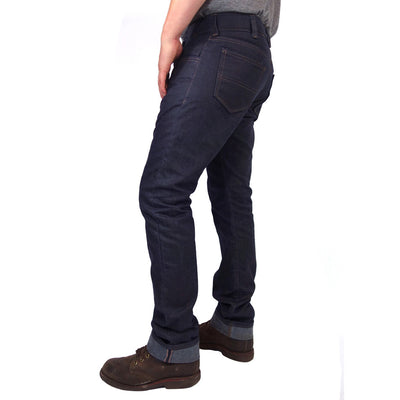 Waxed Selvedge denim pants made in portland oregon, wax denim, waxed denim pants, waxed selvedge denim, cone mills, red clouds jeans, red clouds pants, denim pants made in usa, handcrafted pants, slim fit pant, selvedge denim, gn.02, great northern