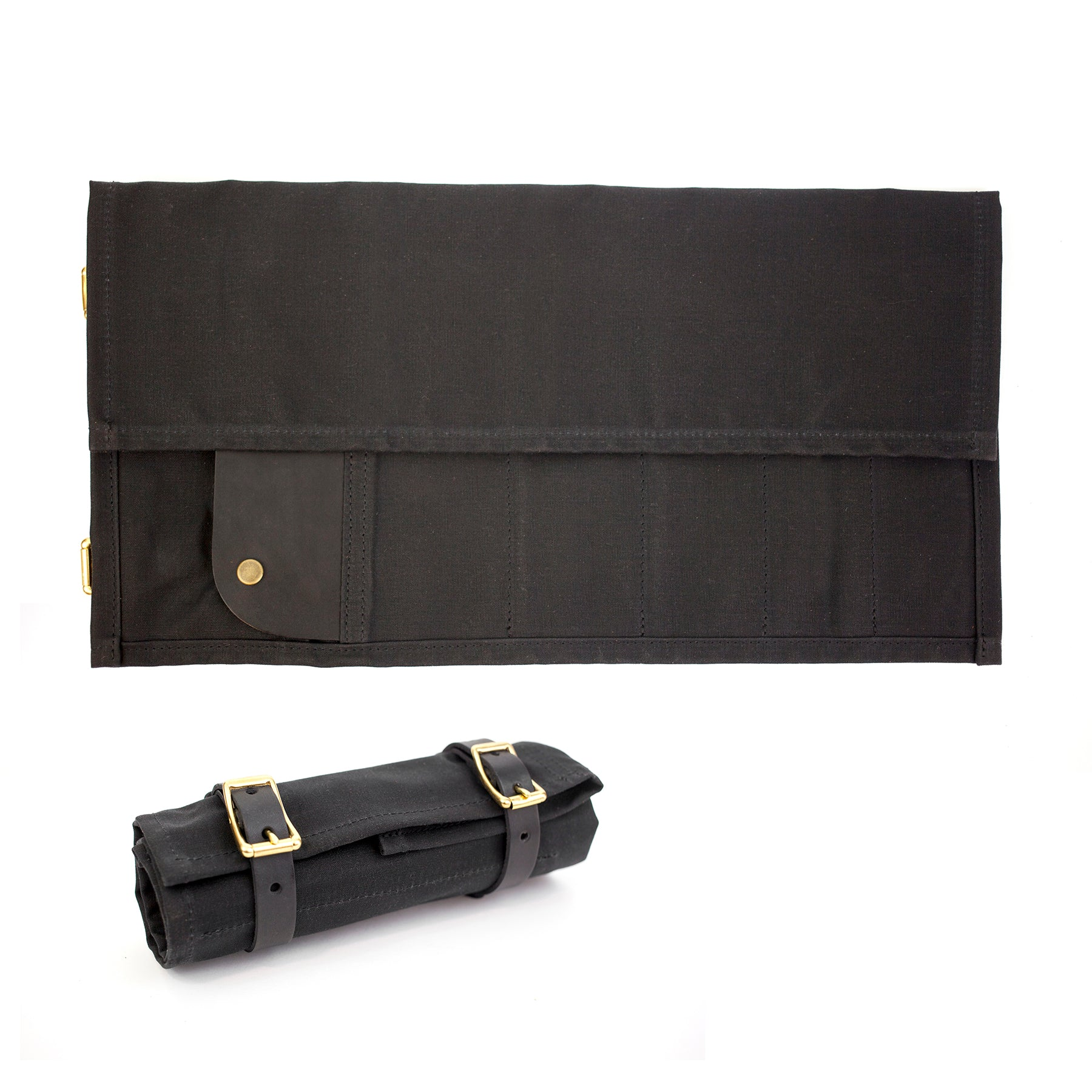 Landseer Tool Roll - Black