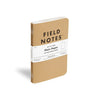 Field Notes Original Kraft 3-Pack Memo Book