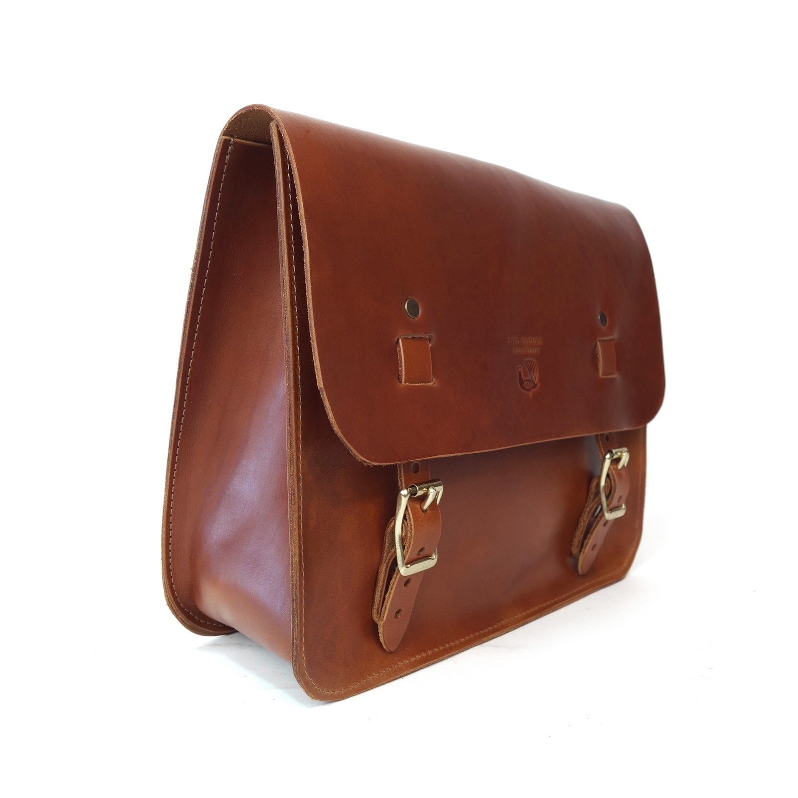 72f6941c5e9 Leather Saddle Bag - Saddle Tan - Red Clouds Collective - Made in ...