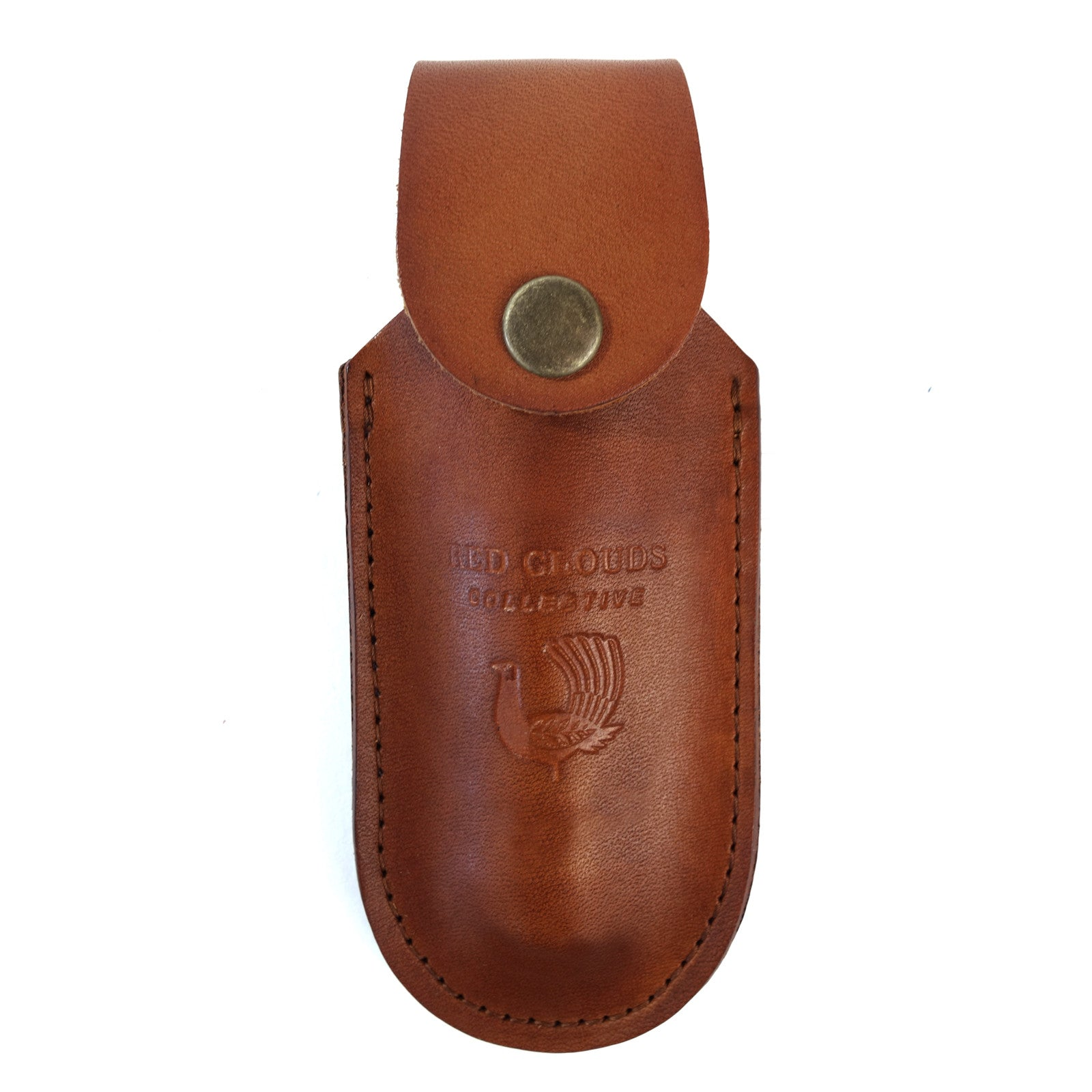 Knife sheath, knife holder, knife holster, leather knife sheath, opinel sheath, sheath, leather sheath, opinel leather holder, pocket knife sheath