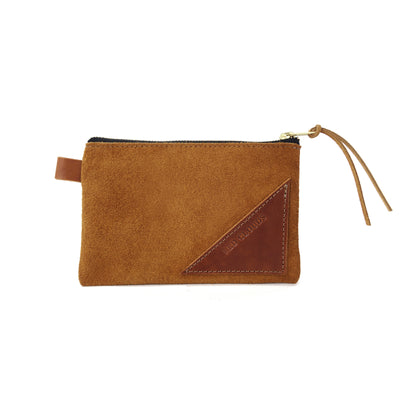 Safety kit, suede case, leather case, suede pouch, leather pouch, pencil case, tool case, small leather pouch, red clouds case, A Handy suede case to carry your travel accessories, tools, writing utensils, and anything else to help you along your way.