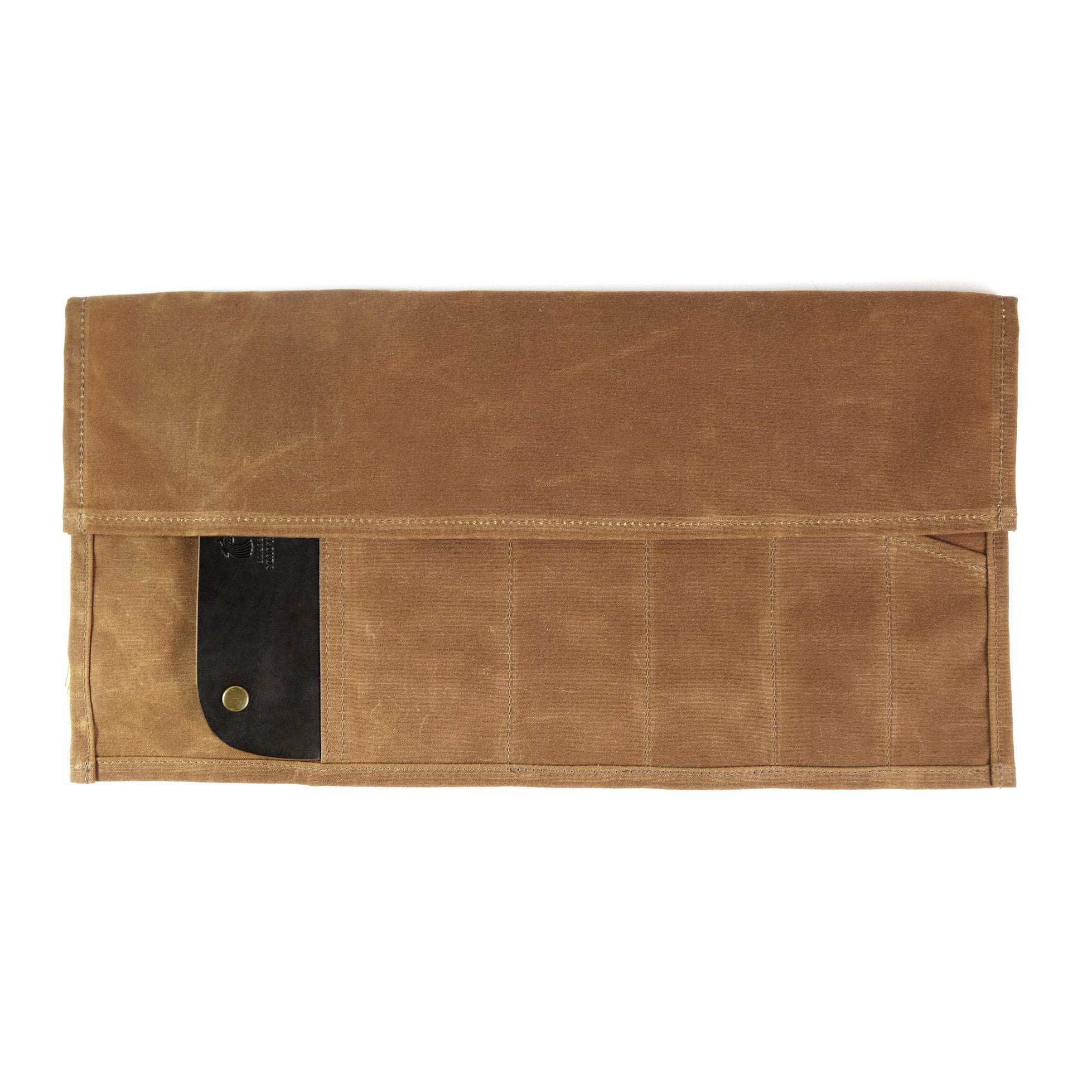 Landseer Tool Roll - Brush Brown / Black