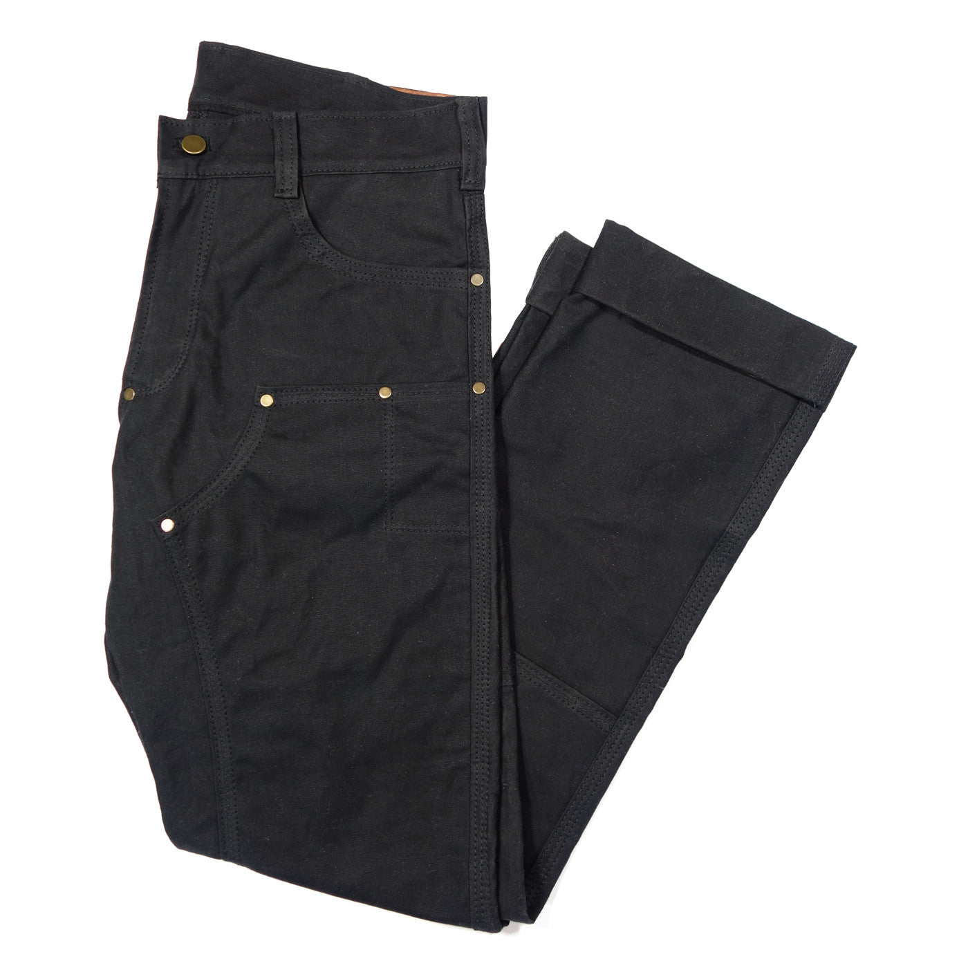 Waxed Canvas Work Pant, Fitted work pant, waxed canvas pants, pants made in usa, made in Portland Oregon, durable pants, best waxed canvas pants, slim fit work pant, red clouds pants, waxed cotton pants, pants made to last
