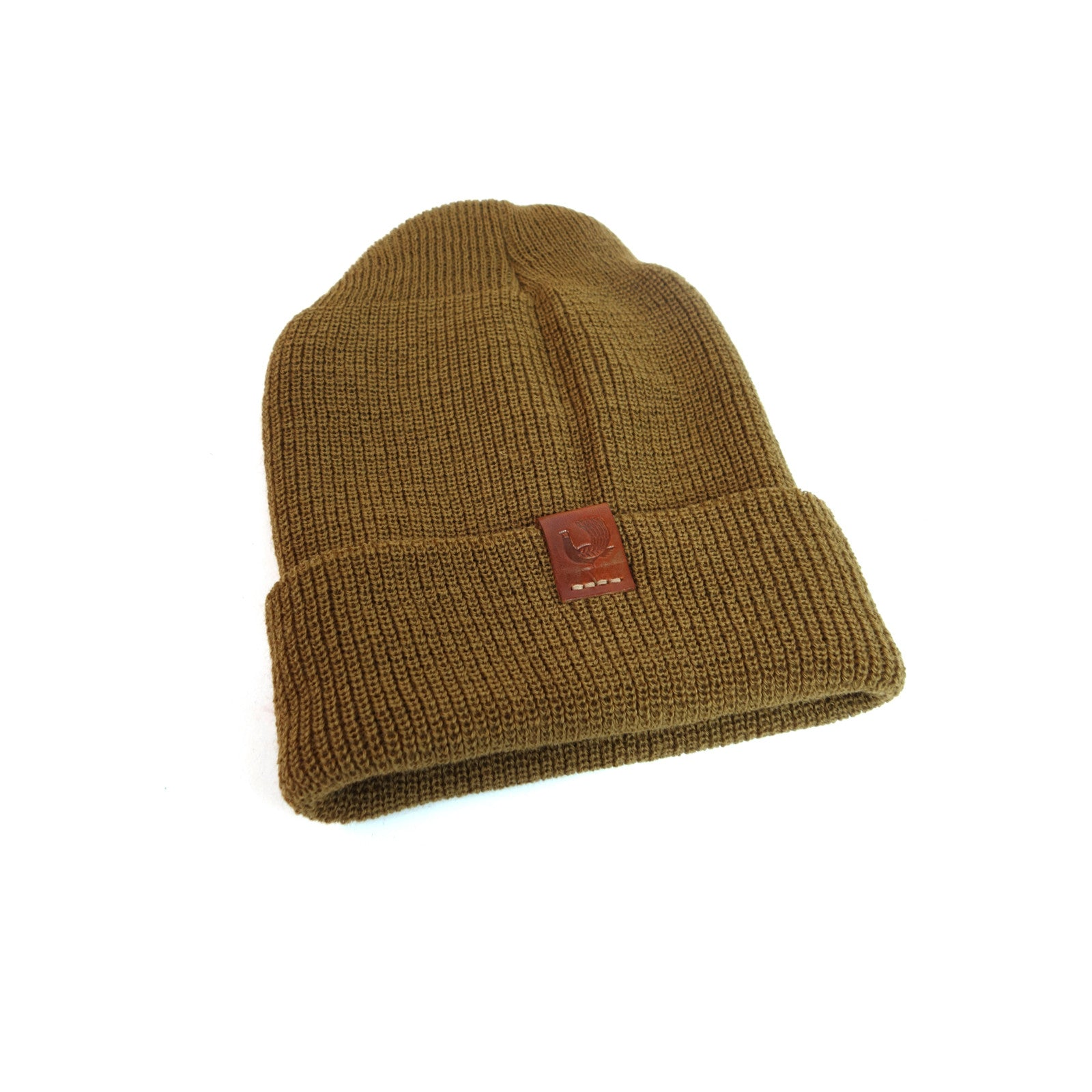 Wool Watch Cap - Coyote - Red Clouds Collective - Made in the USA 133dca2639f