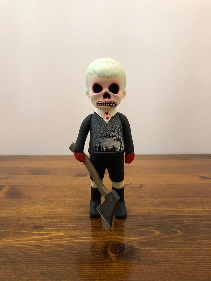 Skull Kiddo (boy with axe)