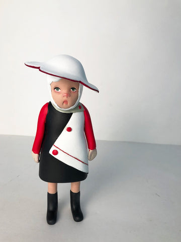 one-off Modernist Kiddo (derby hat)