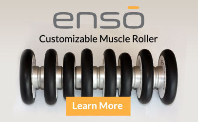 ensō | Customizable Muscle Roller | Learn More