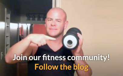 Join Our Fitness Community! Follow Our Blog