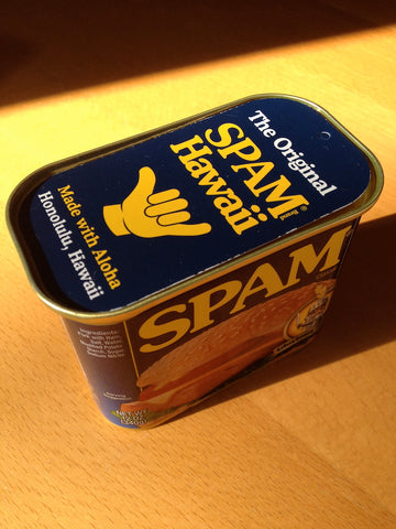 about spam hawaii