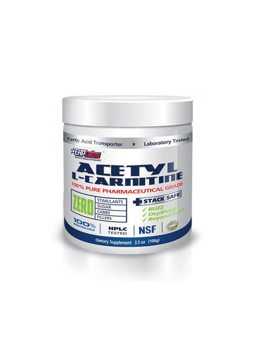 Acetyl L-Carnitine | EHP Labs