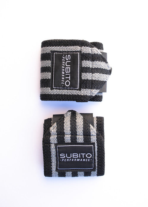 Wrist Wraps - Easy Wrap with Thumb Loop