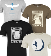 Graphic Bird T-Shirts