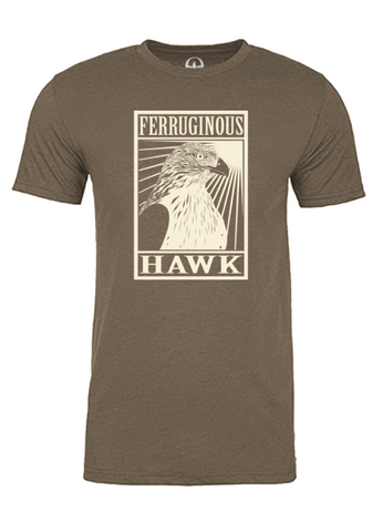 Ferruginous Hawk Men's