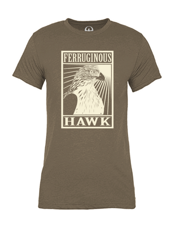 Ferruginous Hawk Women's