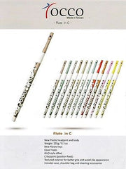 **GUO Tocco C Flute - Carnation Color** Advanced Quality Student Model