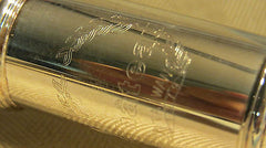 Chateau Professional C Flute Silver  Plated - TGF-7012S