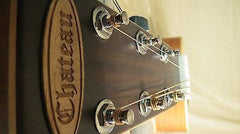 Chateau High Quality Acoustic Guitar Folk-style Spruce Top Mahogany C08-200FBS