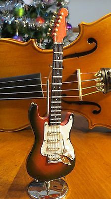 Miniature Music Instrument Decoration - Guitar
