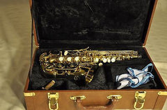 Chateau Curved Soprano Saxophone-Student Model-Lacquer Finish Body CCS-GL