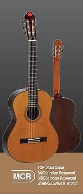Chateau Guigal Rich's Classical Guitar Solid Cedar Top Indian Rosewood B/S (MCR)