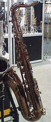 Chateau High-end Professional Handmade Tenor Saxophone TYT-900 Champagne Color Body