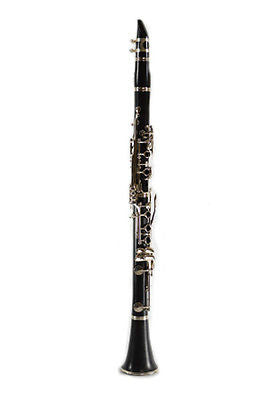 Chateau Clarinet B-flat with ABS body (FREE CLARINET STAND INCLUDED)