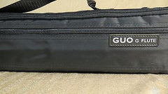 GUO New Voice Treble Flute in G Advanced Quality in WHITE