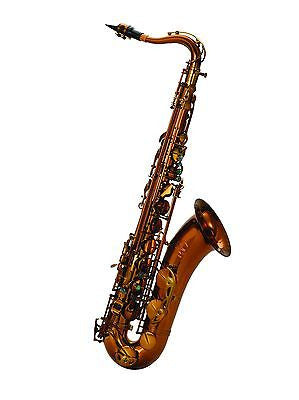 Chateau Professional Handmade Tenor Saxophone TYT-900E3 Champagne Color Finish