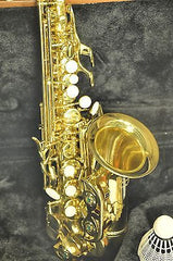 Chateau Curved Soprano Saxophone VCH-350L Lacquer Finish Body