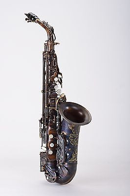 Chateau Alto Saxophone High Quality Student Model Vintage Finished Body CAS-50V