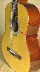 Chateau Classical Guitar with Solid Cedar Top, Mahogany Back/Side - C08-T9C