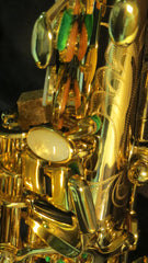 Chateau Curved Soprano Saxophone VCH-835LY Lacquer finish