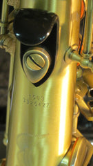 Chateau Straight Soprano Saxophone Antique Finish BRAND NEW VCH-242ANE