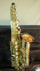 Chateau Alto Saxophone VCH A920LZ all lacquer, 92% red brass body