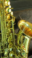 Chateau High-end Professional Handmade Alto Saxophone All Lacquer CAS-90L