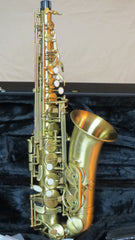 Chateau Alto Saxophone Student Model VCH-221AN Antique finish