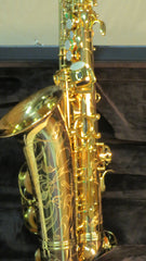Chateau Professional Handmade Alto Saxophone CAS-80GL All lacquer 85% red brass body