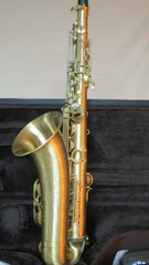 Chateau Professional Handmade Tenor Saxophone All Antique Finish Body CTS-80AN