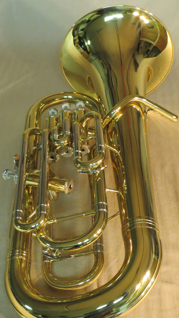 Chateau B Flat Euphonium BHS2814 Gold Lacquer