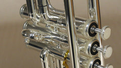 Chateau B Flat Student Model Trumpet VCH-298S Silver Finish