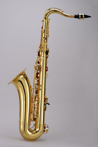 Chateau Tenor Saxophone Student Model VCH-233ANE Antique Finish
