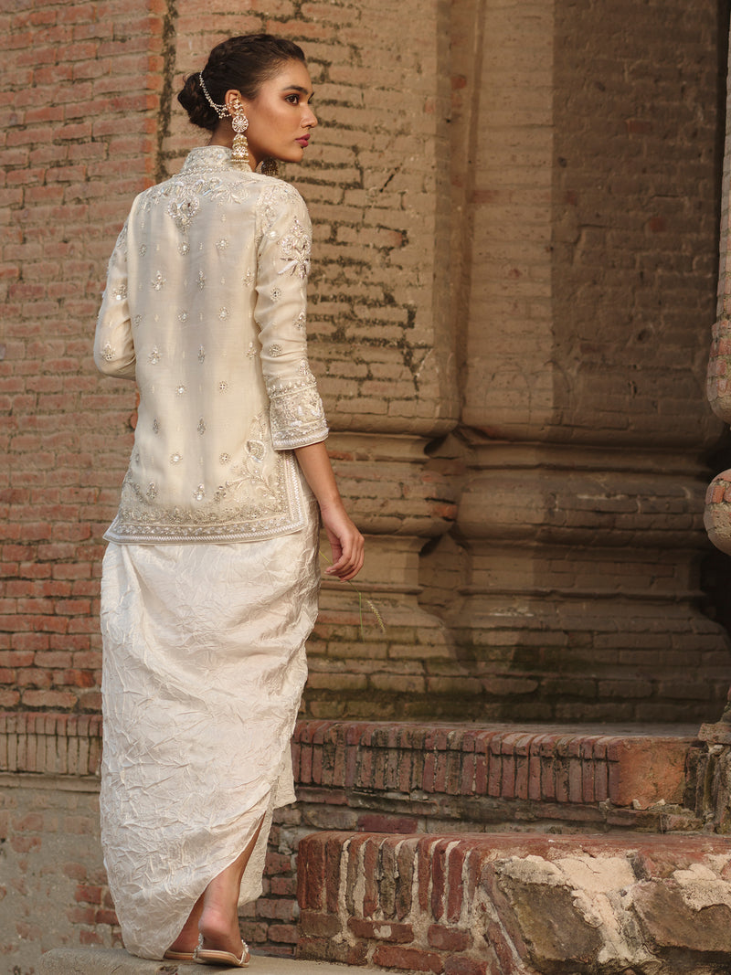 RANI JACKET & DHOTI SKIRT