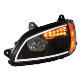 KW T660/T700 Performance Headlights + ND10  H7 LED Low Beam + ND10 H1 LED High Beam Bulbs
