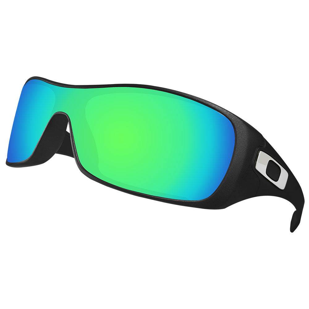afe6349913 Dynamix Replacement Lenses for Oakley Antix - Polarized Emerald Green 5 ...