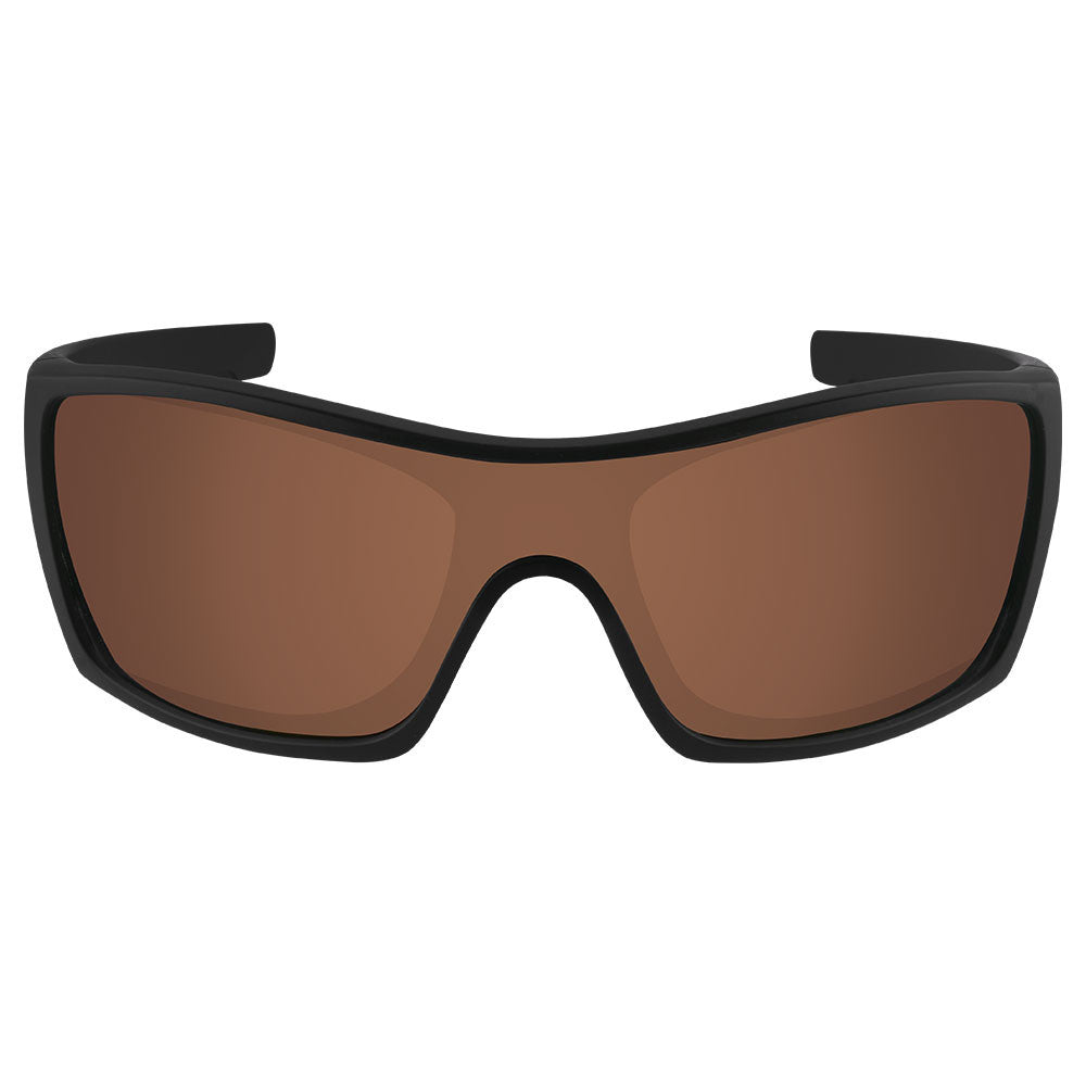 ff03c09b7b ... Dynamix Replacement Lenses for Oakley Batwolf - Polarized Earth Brown 3  ...