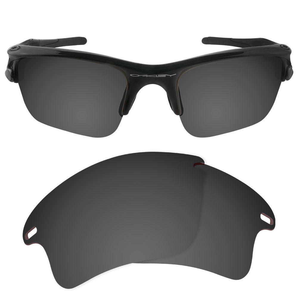 oakley fast jacket  Polarized Replacement Lenses for Oakley Fast Jacket XL - dynamixlenses